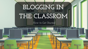 blogging-in-classrom
